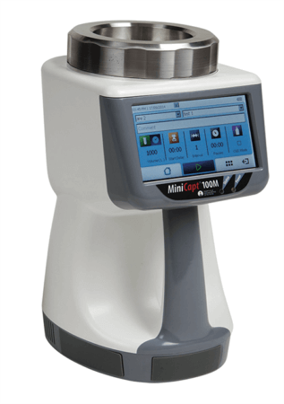 Mobile Microbial Air Sampler MiniCapt®