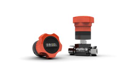 Präzisions-Nadelventile M-Flow für Gase – Digiturn
