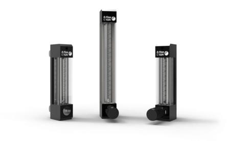 Variable Area Flowmeters (VA-Flowmeters) for Gases Q-Flow