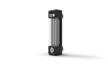 Schwebekörper Durchflussmesser Q-Flow für Gase – Aluminium Version