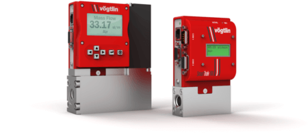 SmartTrak® Capillary Mass Flow Meters & Controllers for Gas