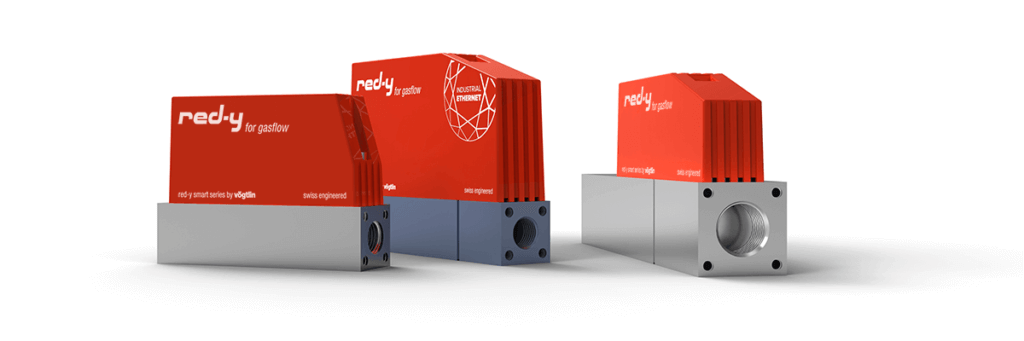 red-y smart series – Digital Gas Flow Meters and Controllers Downloads