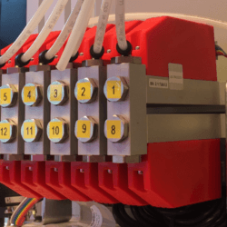 Mass flow controllers (MFCs) ensure reproducibility in bioreactors (biotechnology)