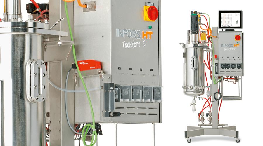 Vögtlin Massendurchflussregler im Einsatz in Bioreaktoren (Biotechnologie)