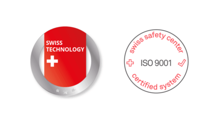 Vögtlin is an ISO certified mass flow company