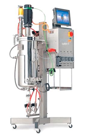 Bioreactor Techfors-S (courtesy of Infors AG)