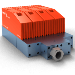 Modular gas collection system for easy integration of several MFCs