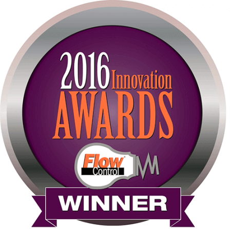Vogtlin is the winner of this year flow control innovation award