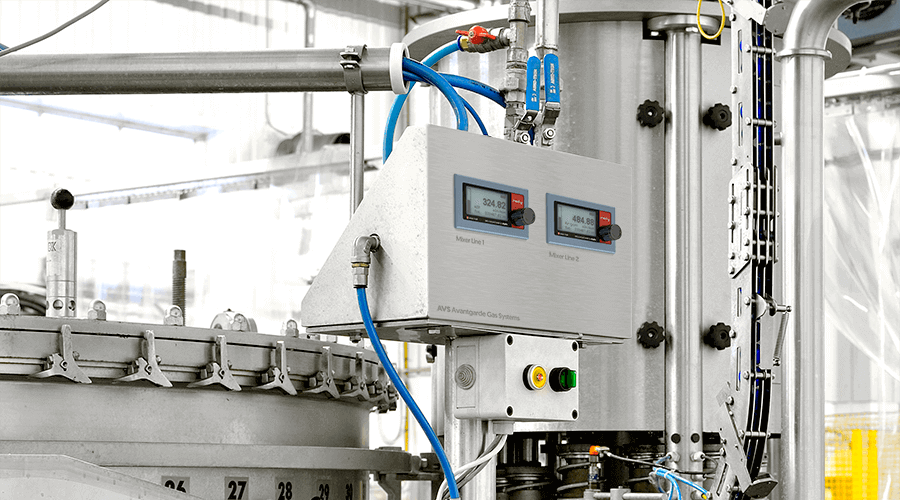 Gas sampling made easy with digital mass flow meters